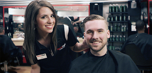 Sport Clips Haircuts of North McAllen Haircuts